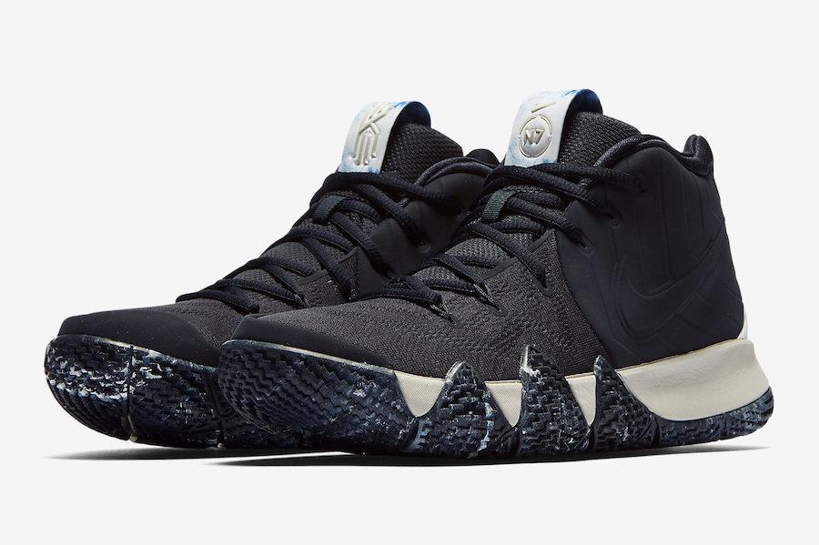huge discount d7b6e 89a8b Release Date: Nike Kyrie 4 N7 • KicksOnFire.com