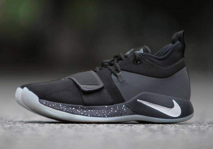 Release Date: Nike PG 2.5 Black
