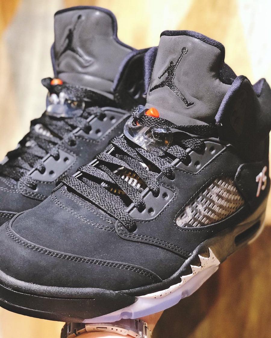 best loved d30a3 dc499 Air Jordan 5 BCFC (PSG) • KicksOnFire.com