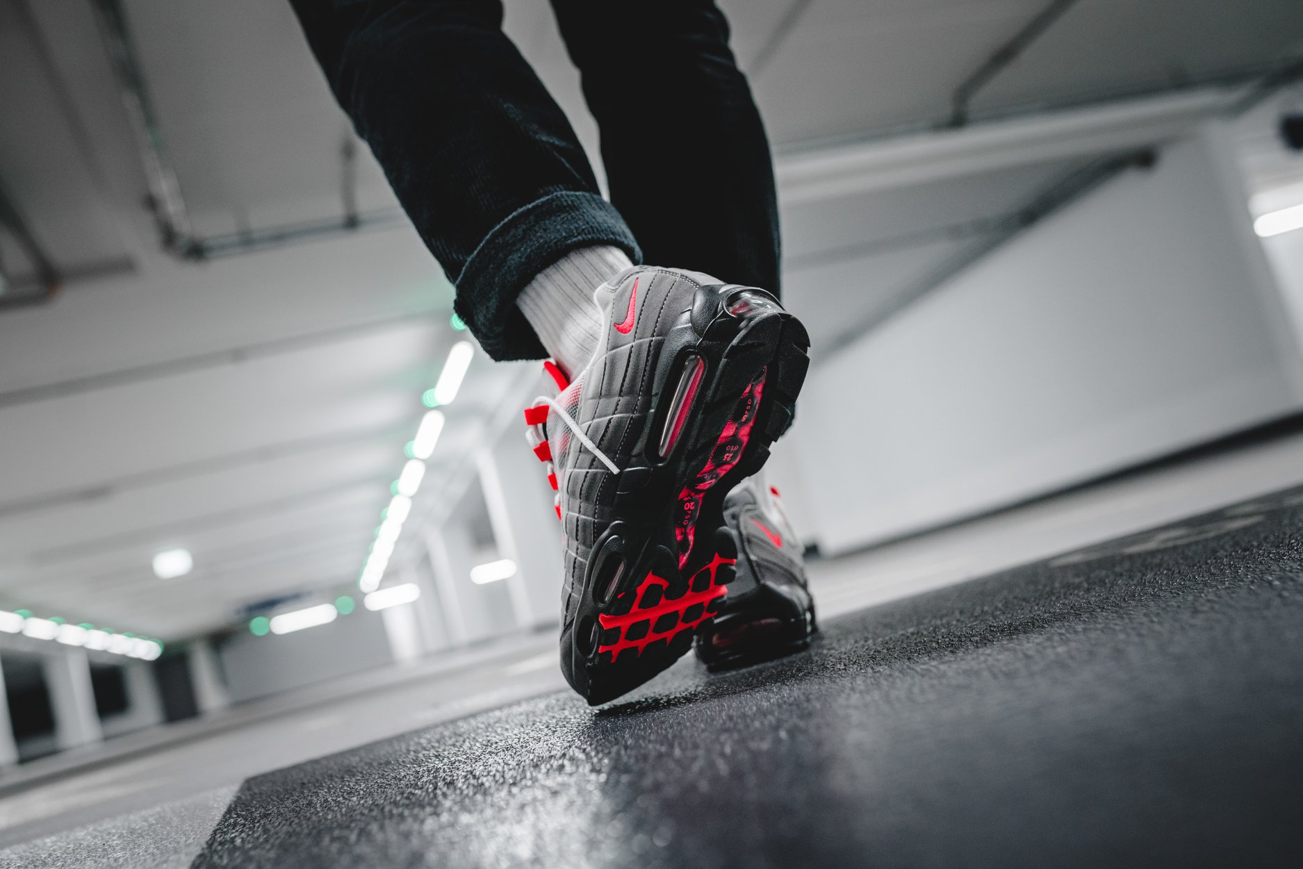 Nike Air Max 95 Solar Red Arriving Next Week •