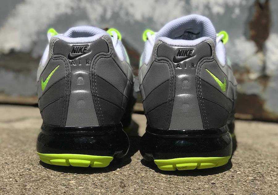 separation shoes 1dd82 3ac82 Release Date: Nike Air VaporMax 95 OG Neon • KicksOnFire.com