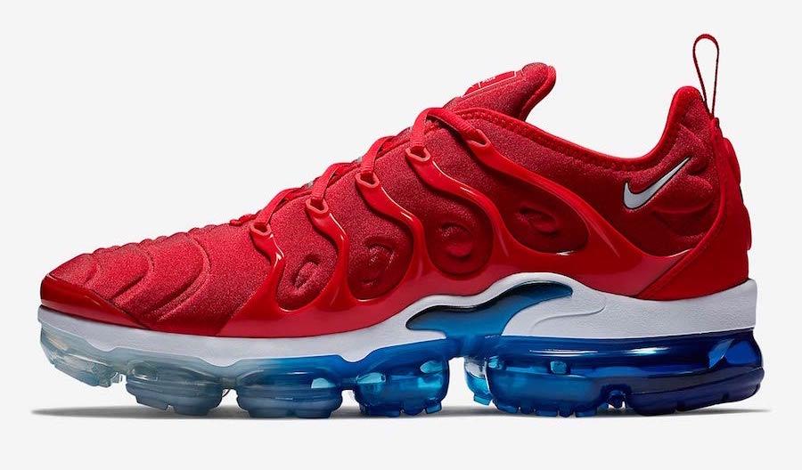 brand new f0d0c 5368d Get The Nike Air VaporMax Plus USA (Firecracker) Now ...
