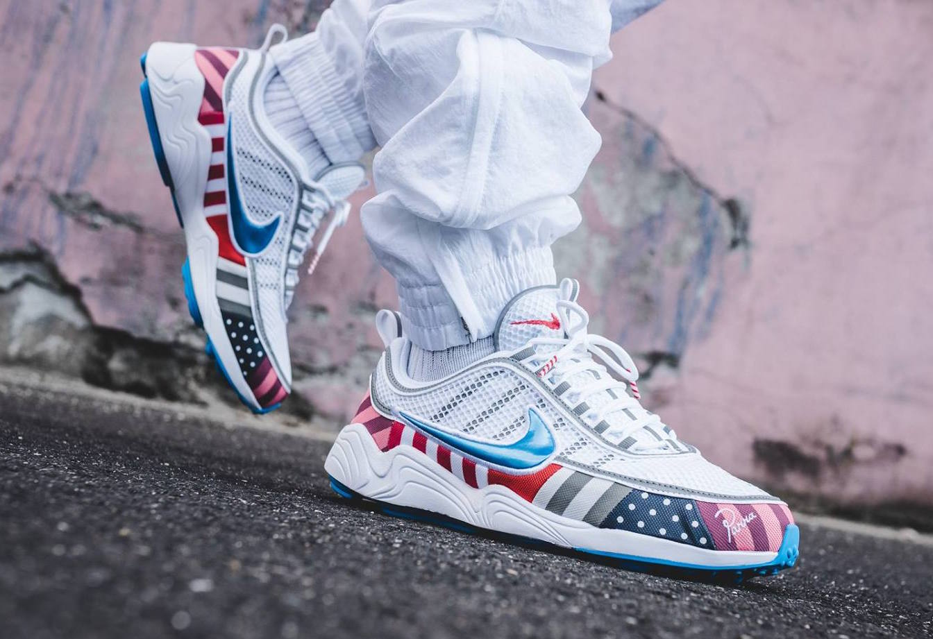 Get Ready For The Parra x Nike Air Zoom Spiridon
