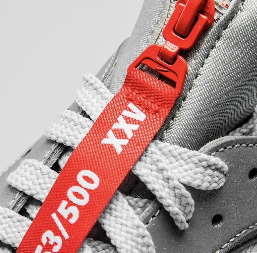 timeless design a61db 281ca Release Date: Shoe Palace x Nike Air Huarache Zip ...