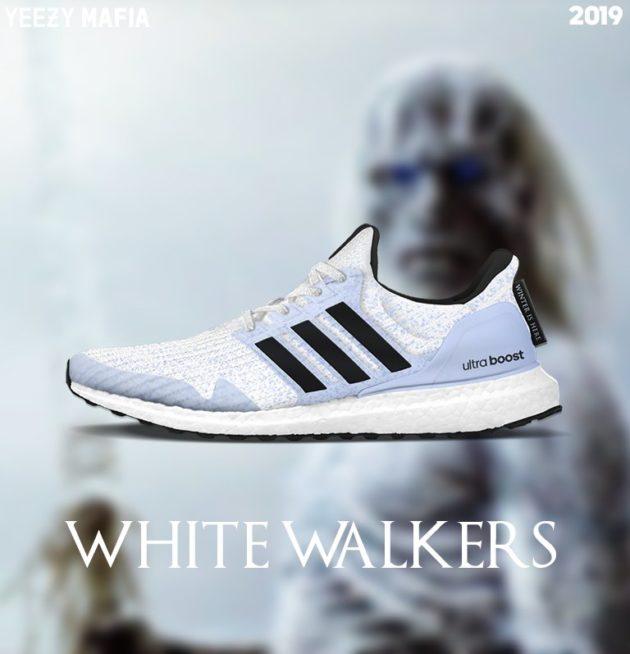 GAME OF THRONES X ULTRABOOST 4.0 'WHITE WALKE