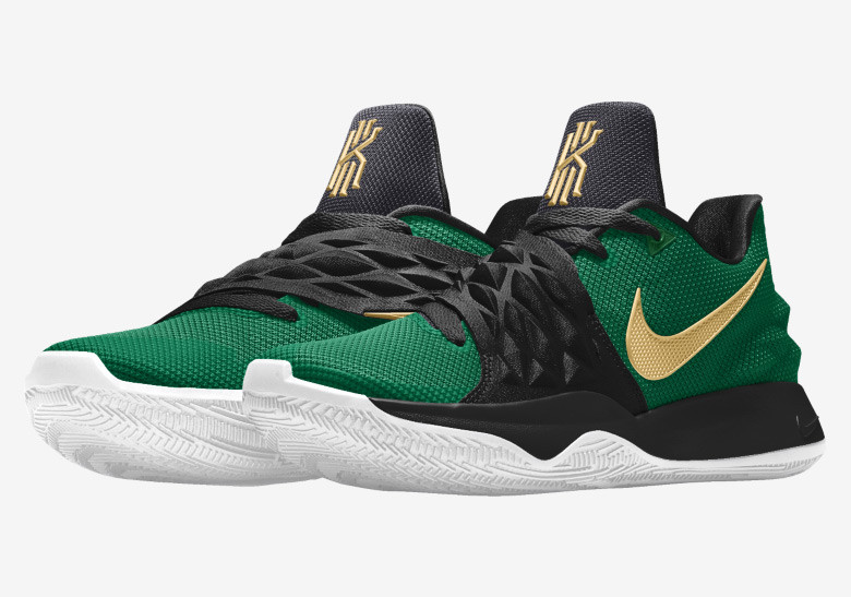 The Nike Kyrie 1 Low Is Now On NIKEiD