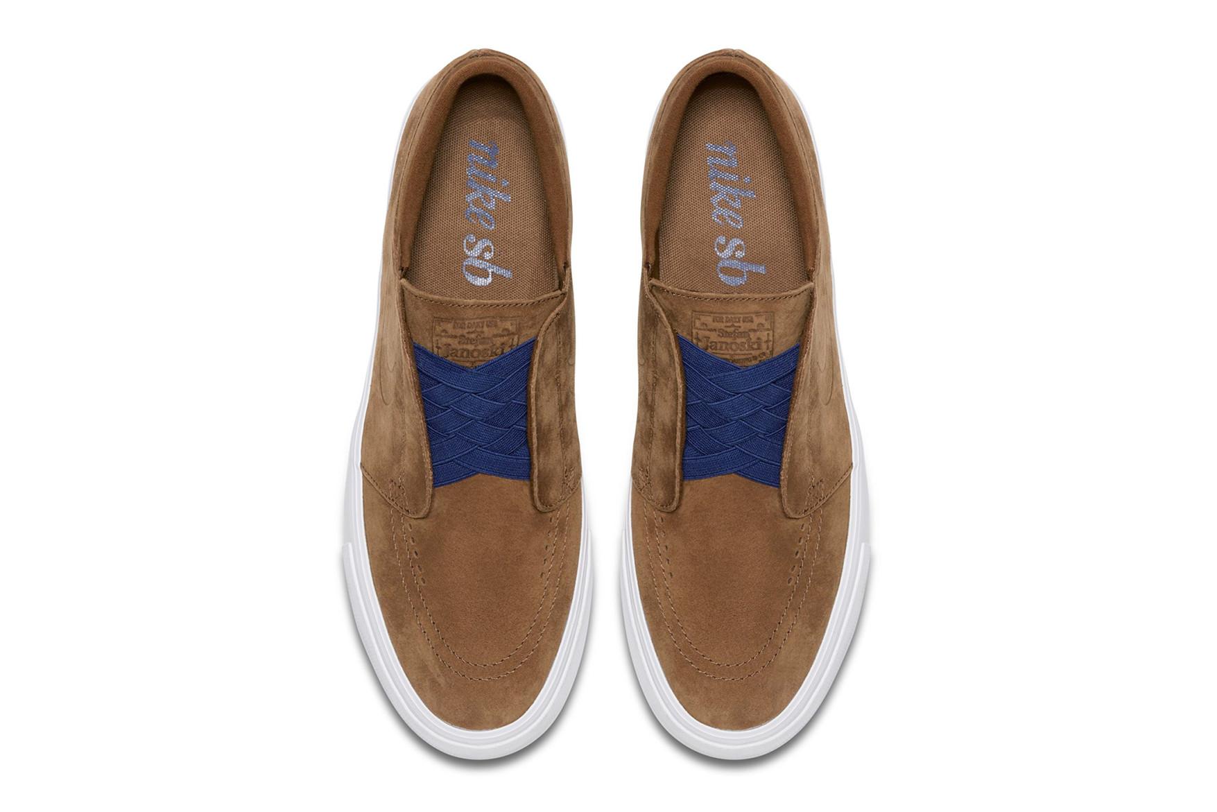 Nike SB Zoom Janoski HT Slip-On British