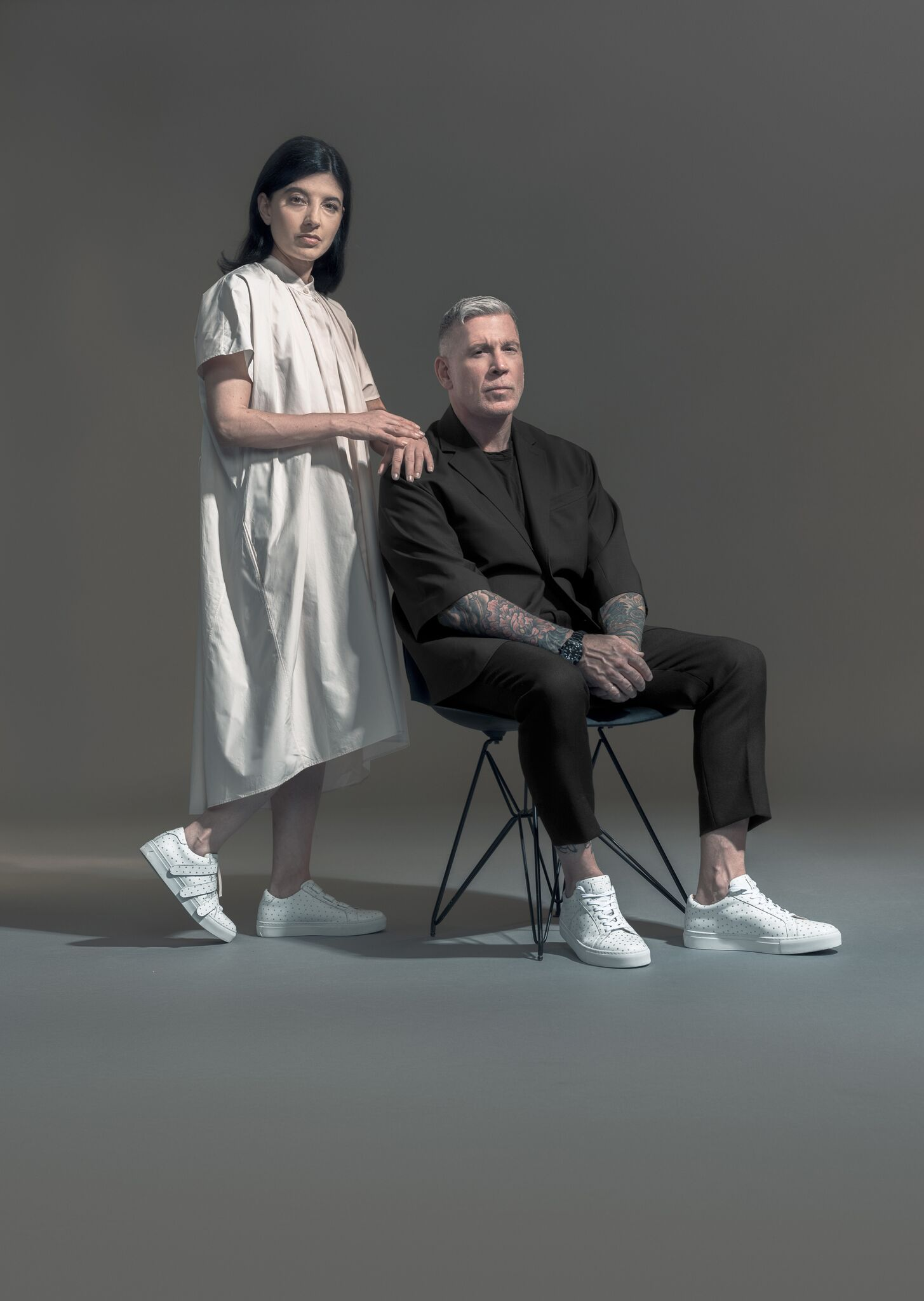 Release Date: Nick Wooster x GREATS