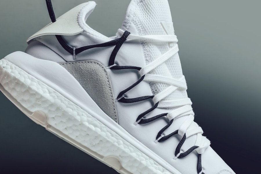 Out Now: adidas Y-3 Kusari Core White