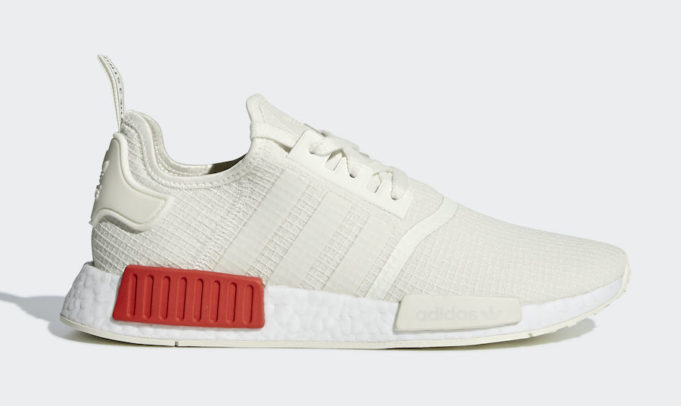 online store 8fcdf 5ed01 Release Date: adidas NMD R1 Off White Lush Red • KicksOnFire.com