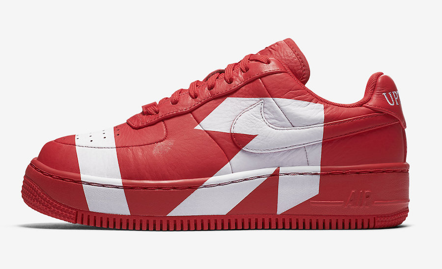 Nike Pays Homage To The Air Force 1