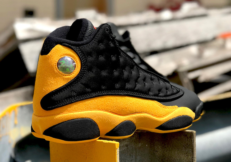 detailed look db92a 5131f Here's A Closer Look At The Air Jordan 13 Carmelo Anthony ...
