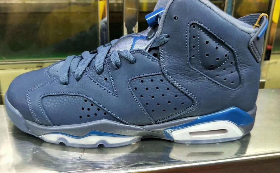 info for fb3f1 041cf Air Jordan 6 Jimmy Butler (Diffused Blue) • KicksOnFire.com