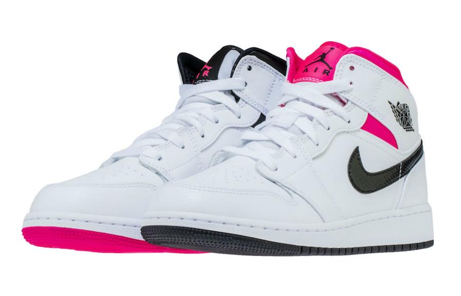 A New Mismatched Air Jordan 1 For Women •