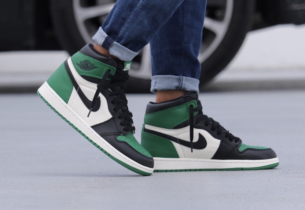 on sale 3d7aa b33e0 What Would You Rate The Air Jordan 1 Retro High OG Pine ...