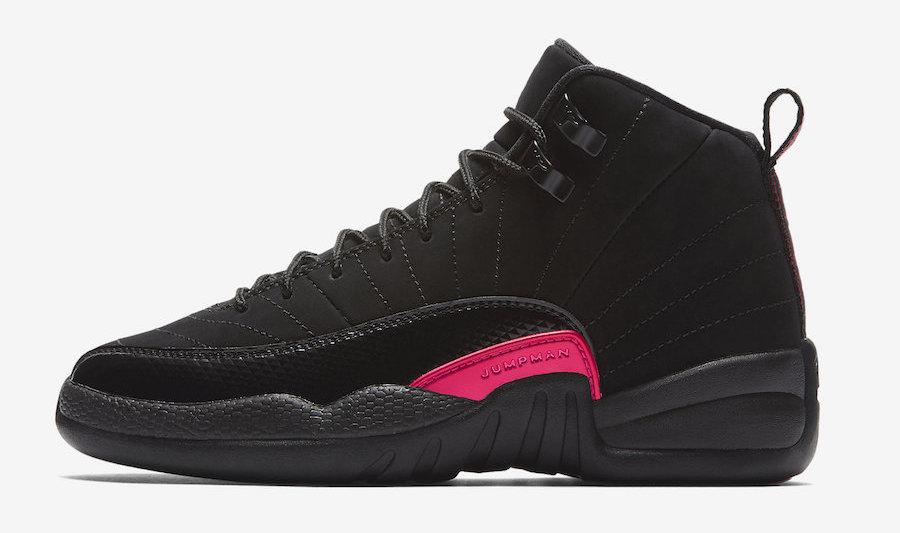 Air Jordan 12 GS Rush Pink