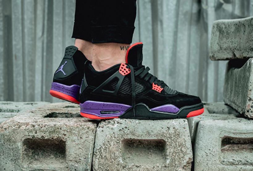 look out for no sale tax fashion styles Air Jordan 4 NRG Raptors • KicksOnFire.com