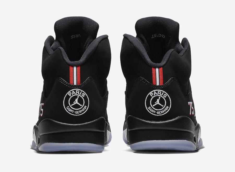 fabrycznie autentyczne aliexpress nowy wygląd Air Jordan 5 BCFC (PSG) • KicksOnFire.com