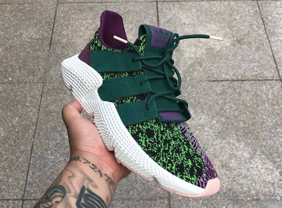 Is The Dragon Ball Z x adidas Prophere Cell On Your Must Cop List ...