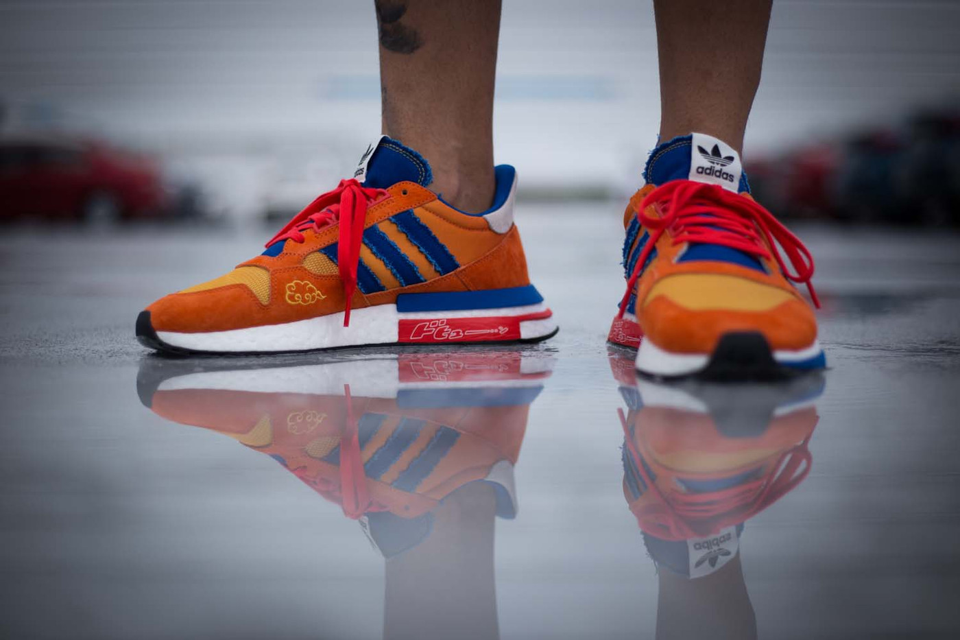Are You Waiting For The Dragon Ball Z x adidas ZX 500 RM Son