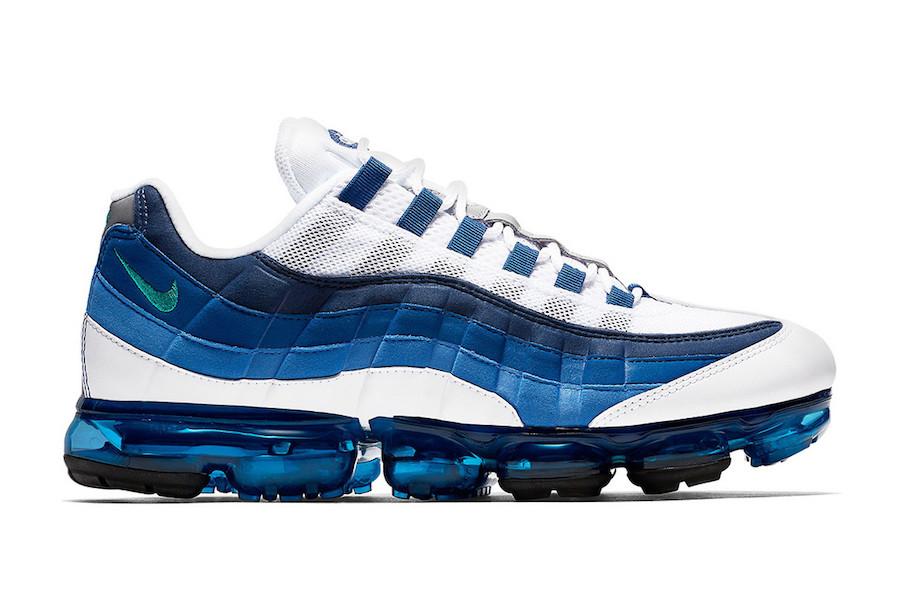 promo code 53303 5e35c Release Date: Nike Air VaporMax 95 Slate • KicksOnFire.com