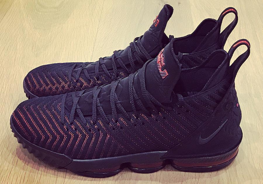 sale retailer b2deb afc1a LeBron James Officially Unveils The Nike LeBron 16 ...