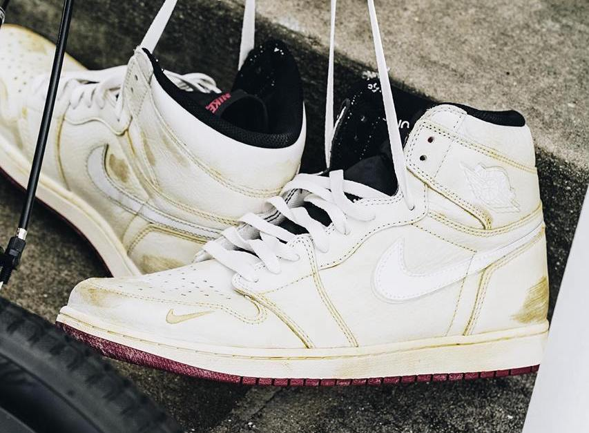 quality design 4fe50 1969d Are You Copping The Nigel Sylvester x Air Jordan 1 Retro ...