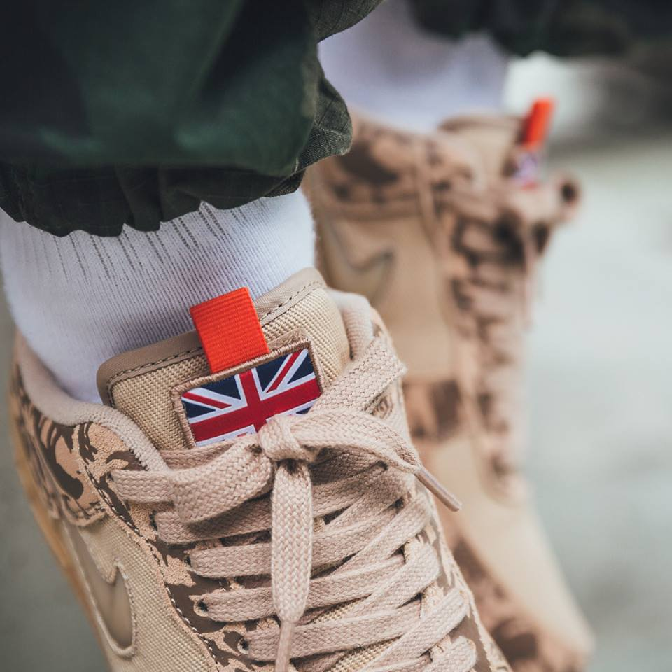 Look Out For The Nike Air Force 1 Jewel Hemp Military Brown