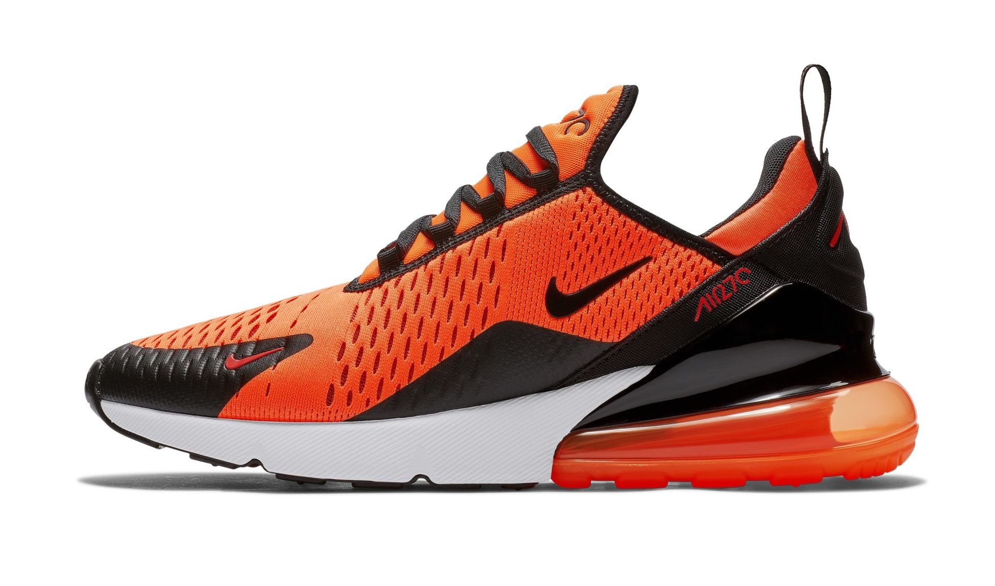info for e7be1 f6ded Official Look At The Nike Air Max 270 Total Orange Black ...