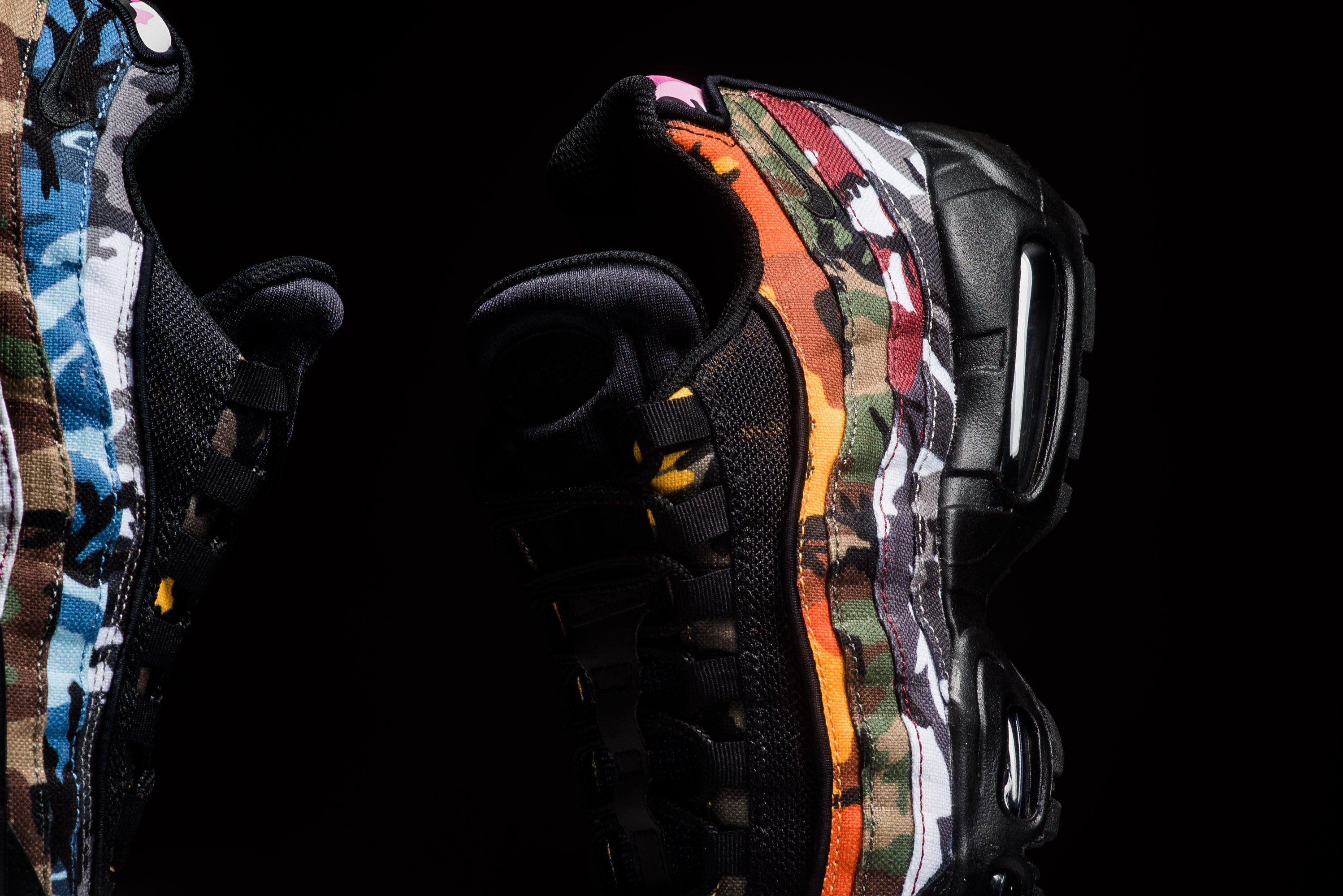 best sneakers 7a0e1 33e8d Get Up Close With The Nike Air Max 95 ERDL Party Black ...