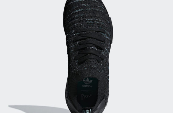 save off 36ade 71703 Release Date: Parley x adidas NMD R1 STLT Core Black ...