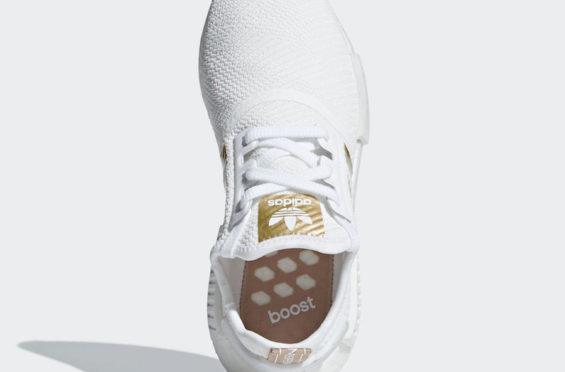 adidas WMNS NMD R1 Metallic Stripes