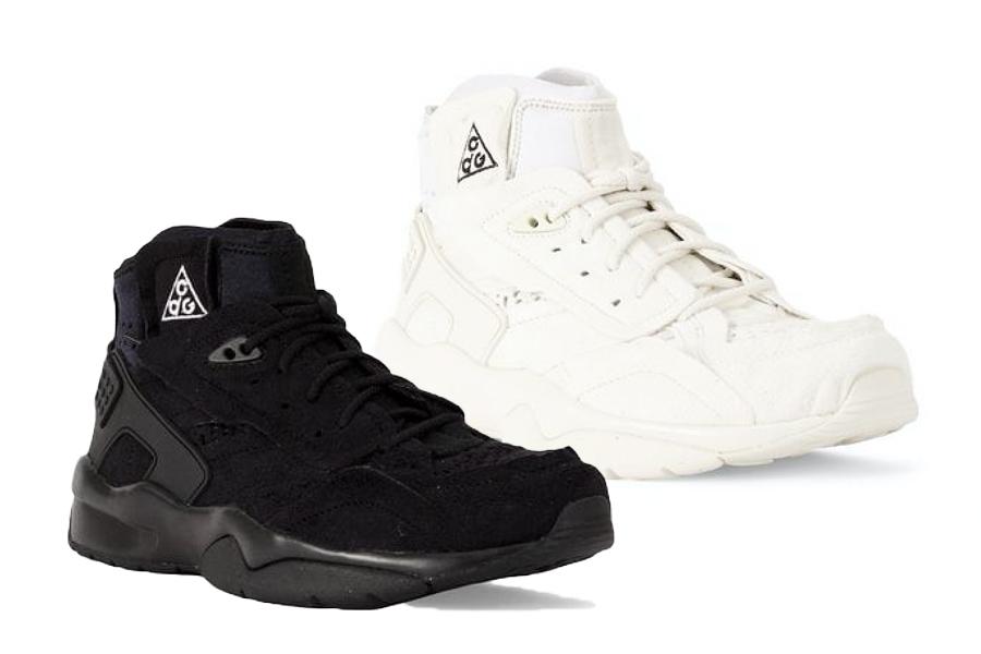 46ea0d87d8d The COMME des Garcons x Nike Air Mowabb Pack Is Now Arriving At ...