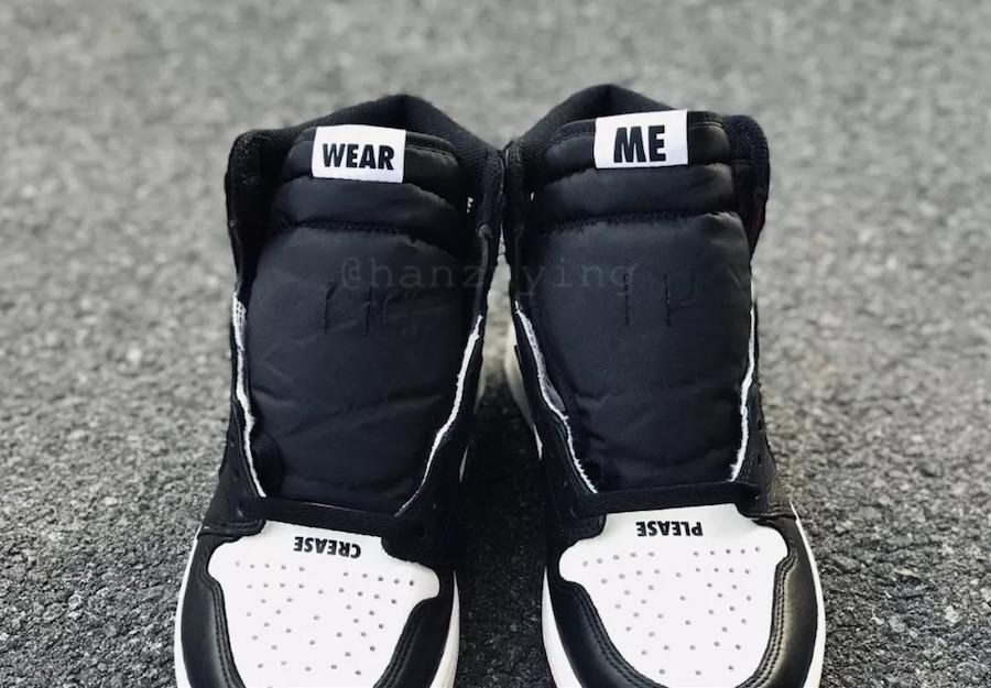 Air Jordan 1 Retro High OG NRG No L's