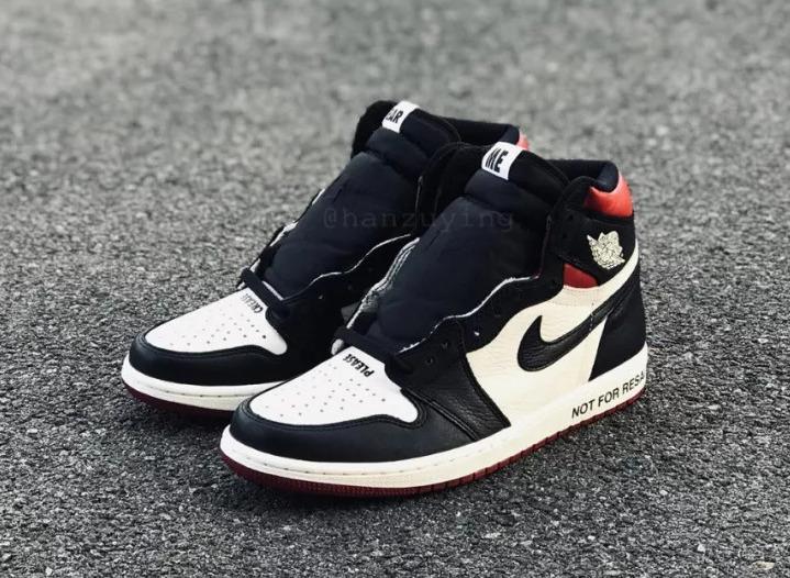 cheap for discount 55f6c 68281 How Do You Like The Air Jordan 1 Retro High OG NRG No L's ...