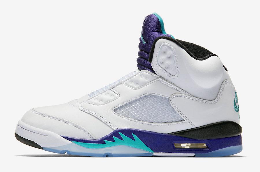 pretty nice 1e16b c8d13 Air Jordan 5 NRG Fresh Prince • KicksOnFire.com