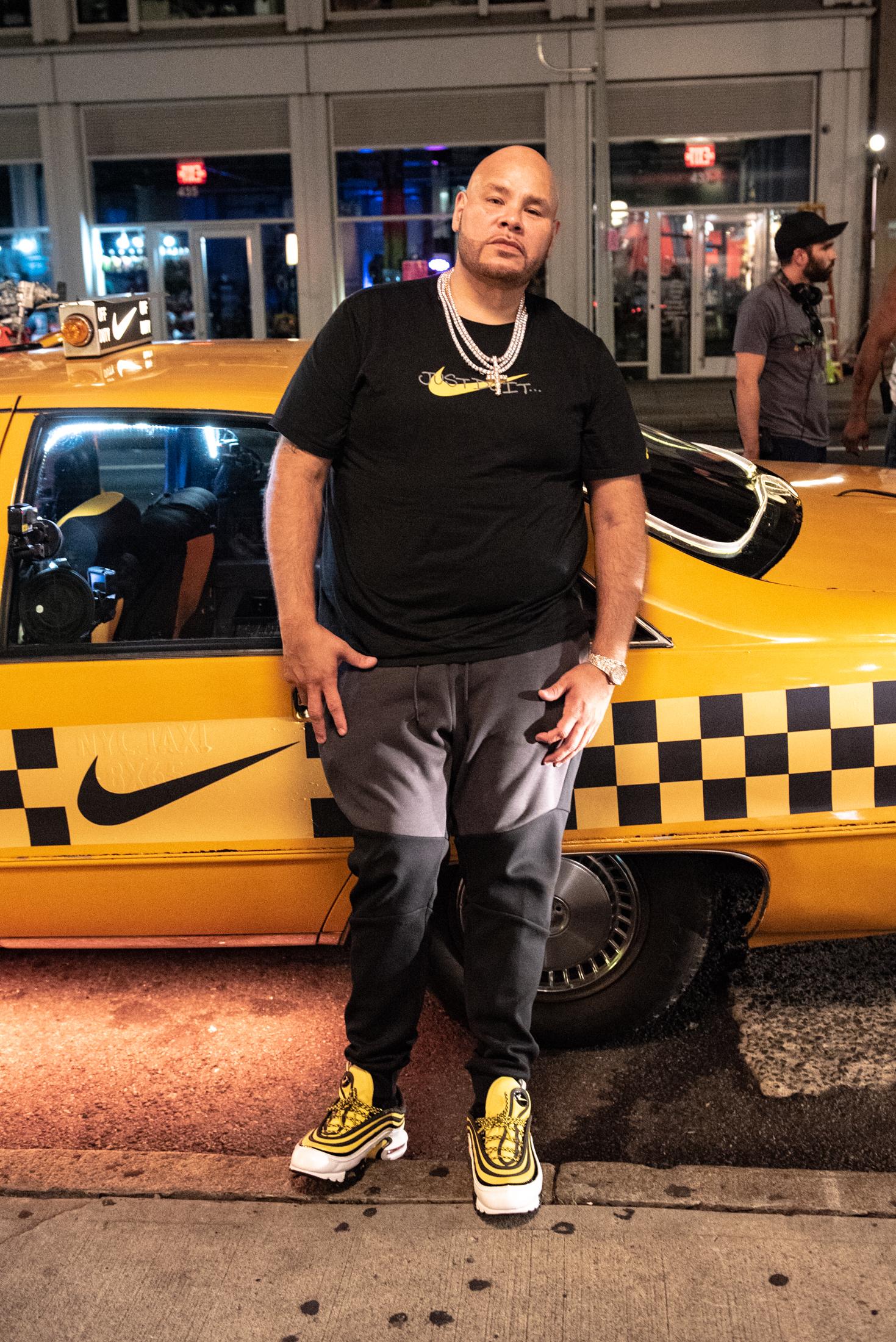 Fat Joe Stars In New Foot Locker Spot To Celebrate Nike's