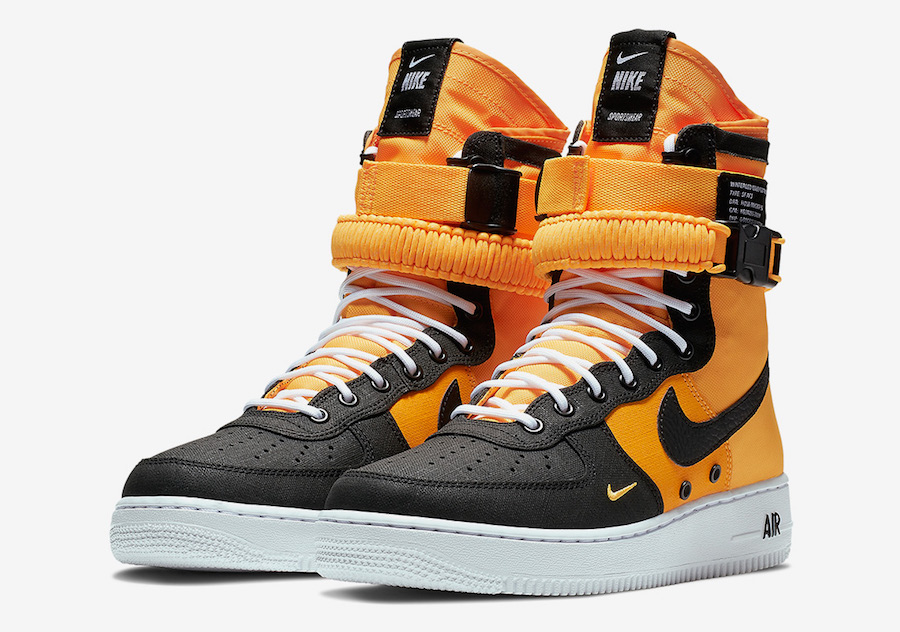 The Nike Special Field Air Force 1 Is