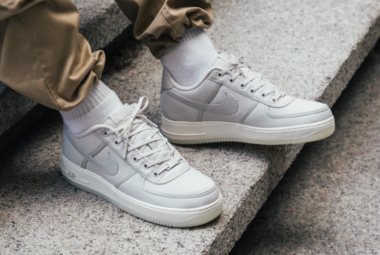 nike air force one canvas