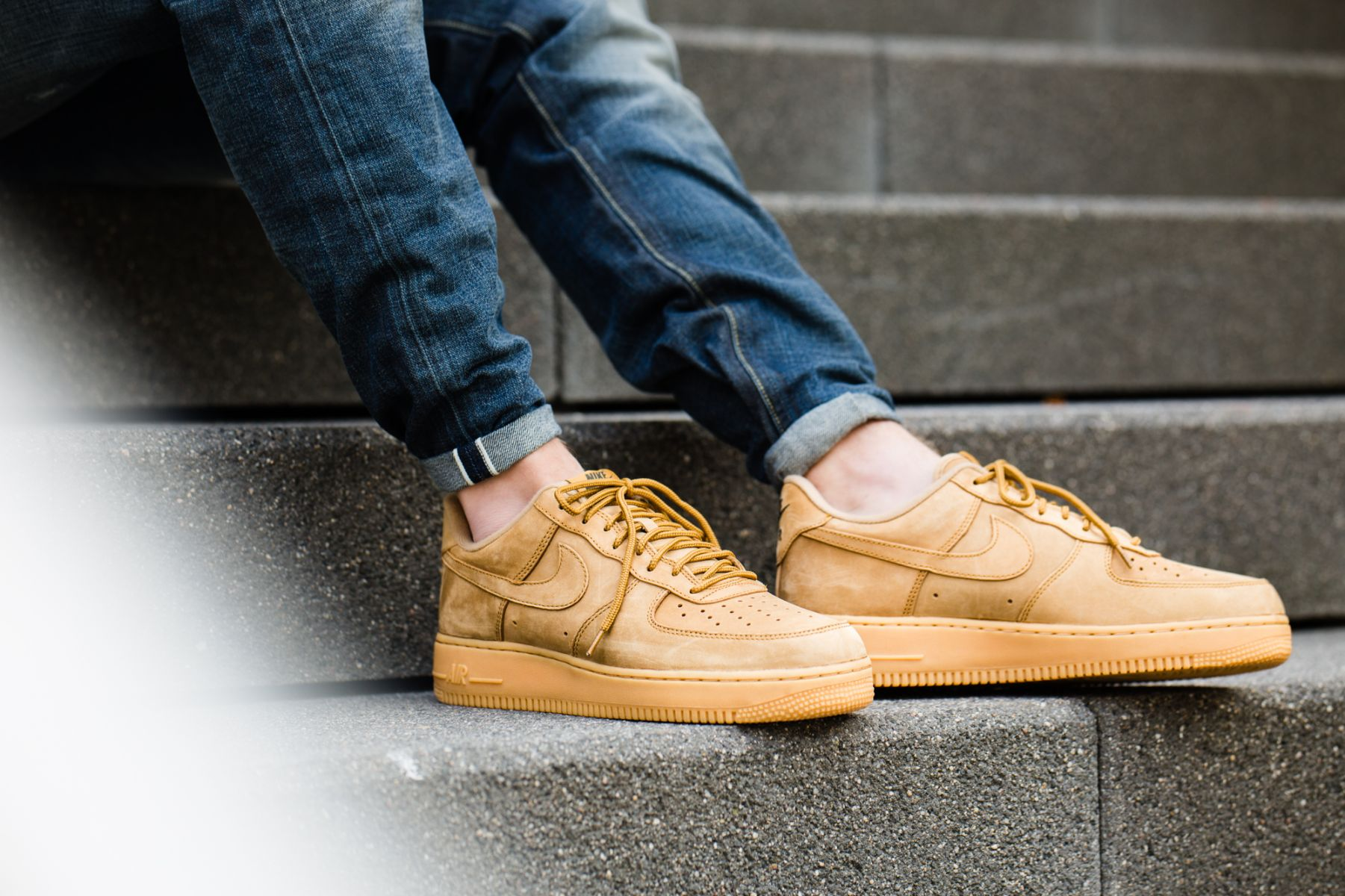 timeless design f47f5 4f981 Look For The Nike Air Force 1 Low Flax Soon • KicksOnFire.com