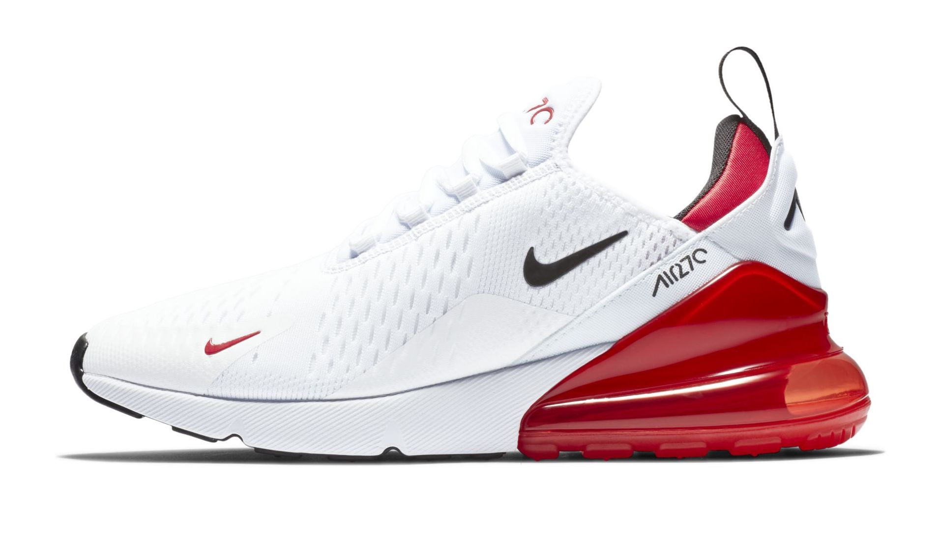 Nike Air Max 270 White University Red Coming Soon