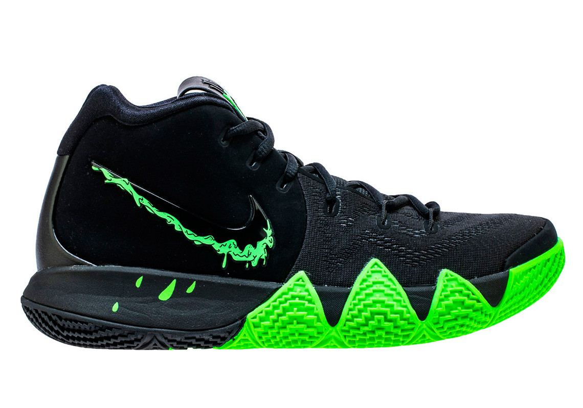 The Nike Kyrie 4 Halloween Comes Dipped