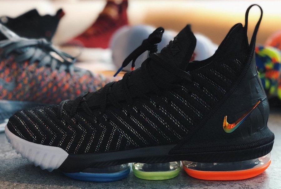 best loved 0c474 b9ddd Nike LeBron 16 I Promise Arriving This Fall • KicksOnFire.com
