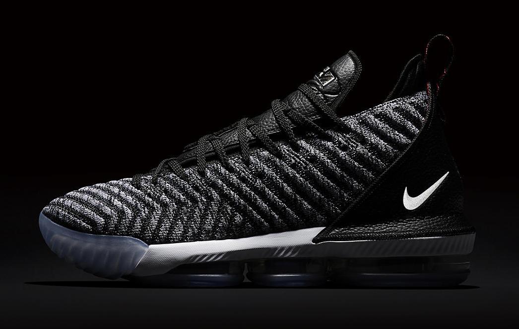 Release Date: Nike LeBron 16 Oreo • KicksOnFire.com