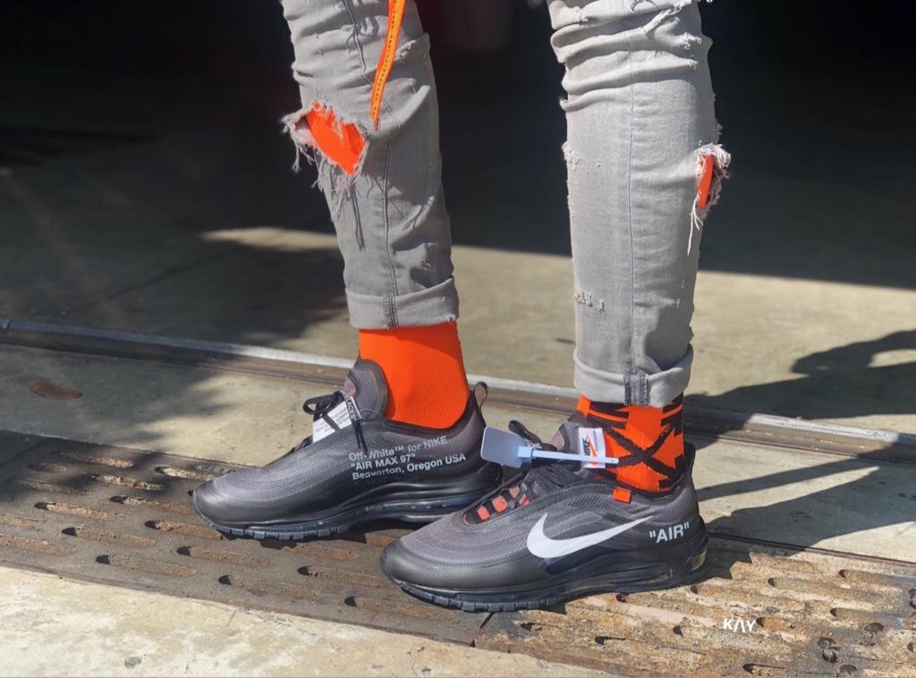 OFF WHITE x Nike Air Max 97 Black Arriving This Fall