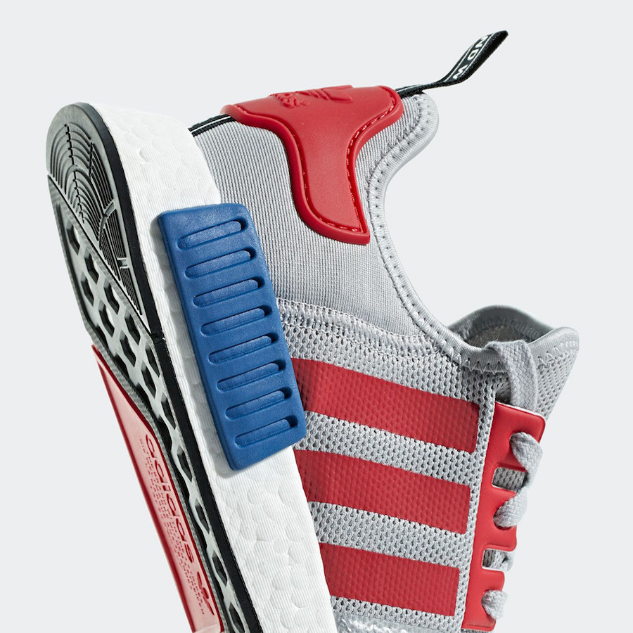 new product 82a20 fb8fe adidas NMD R1 Color Micropacer Releasing In October ...