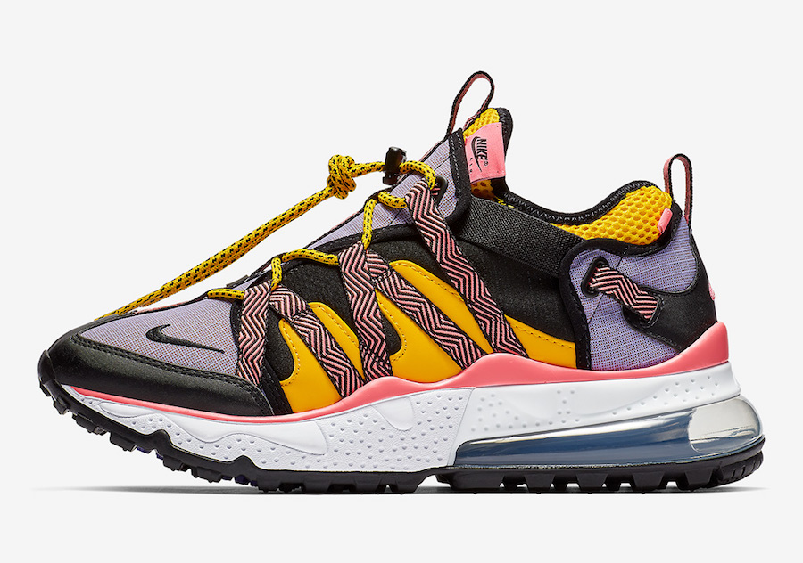 Colorway Of The Nike Air Max 270 Bowfin