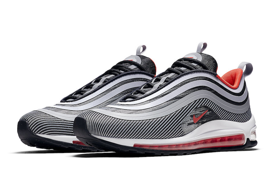 Official Look: Nike Air Max 97 Ultra 17 Red Orbit