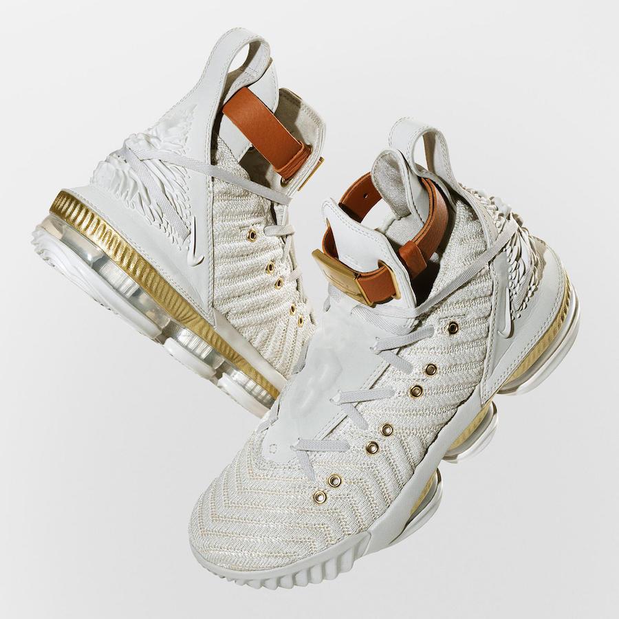 Release Date: Nike LeBron 16 HFR