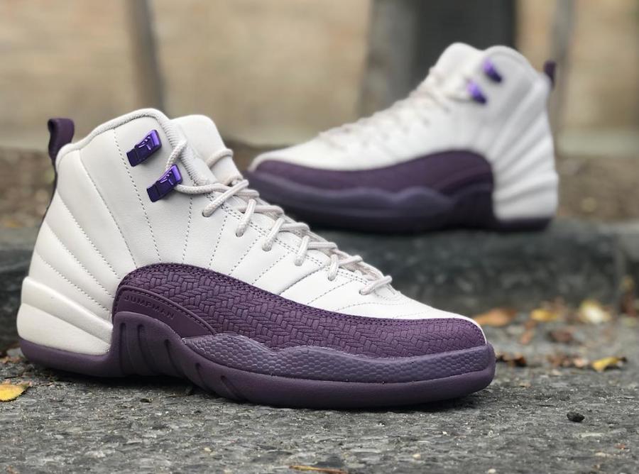 sports shoes 30e21 c9fda sneakerbar (10 22 18). Available Now on Kixify   eBay. TAGS  Air Jordan · Air  Jordan 12 · Air Jordan 12 GS Pro Purple